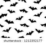 seamless vector texture of... | Shutterstock .eps vector #1212352177
