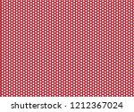 red net football textile... | Shutterstock .eps vector #1212367024