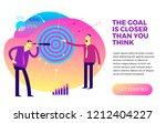 flat design llustration for...   Shutterstock .eps vector #1212404227