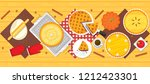 illustration vector flat... | Shutterstock .eps vector #1212423301