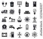 ecology icon set. simple set of ... | Shutterstock . vector #1212463327