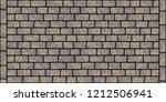 road pavement texture of... | Shutterstock . vector #1212506941