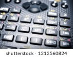 close up of buttons a... | Shutterstock . vector #1212560824