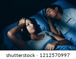 people  health  sleep disorder... | Shutterstock . vector #1212570997