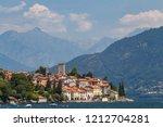 view to como lake from san siro ... | Shutterstock . vector #1212704281