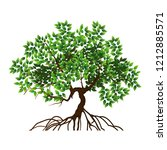 tree vector illustrations ... | Shutterstock .eps vector #1212885571