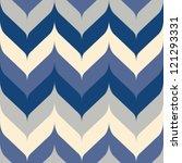 seamless chevron background... | Shutterstock .eps vector #121293331