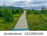 chticamp  canada   september 19 ... | Shutterstock . vector #1212983104