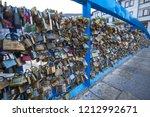 prizren  kosovo   18 october ... | Shutterstock . vector #1212992671