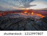 ertale is the most active...   Shutterstock . vector #1212997807