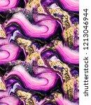 very beautiful purple marble... | Shutterstock . vector #1213046944