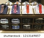 men's shirt for sale with some...   Shutterstock . vector #1213169857