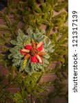 Decorative Christmas Wreath Of...
