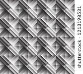 seamless geometric pattern   Shutterstock .eps vector #1213198531