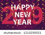 greeting background with... | Shutterstock . vector #1213250521