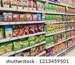 bangkok  thailand   august 7 ...   Shutterstock . vector #1213459501