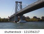 Williamsburg Bridge In New York ...