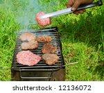 barbecue | Shutterstock . vector #12136072