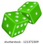 vector illustration of two... | Shutterstock .eps vector #121372309