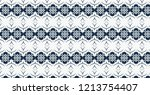 geometric art design pattern | Shutterstock . vector #1213754407