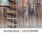 Old Children's Rope Ladder...