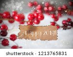 burnt label  snow  snowflakes ... | Shutterstock . vector #1213765831