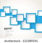 design template   eps10... | Shutterstock .eps vector #121389241