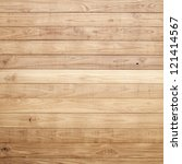 brown wood plank wall texture... | Shutterstock . vector #121414567
