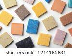 Different Handmade Soap Bars O...