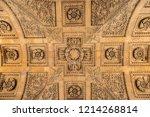 corinthian style paris... | Shutterstock . vector #1214268814