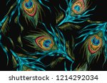 fashionable template for design ... | Shutterstock .eps vector #1214292034