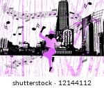 music city | Shutterstock .eps vector #12144112