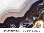 background with contrast agate... | Shutterstock . vector #1214412577