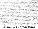 background grunge handwriting...   Shutterstock .eps vector #1214452444