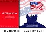 creative poster banner design... | Shutterstock .eps vector #1214454634