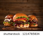 close up of home made tasty... | Shutterstock . vector #1214785834