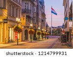 luxembourg city  luxembourg  ...   Shutterstock . vector #1214799931