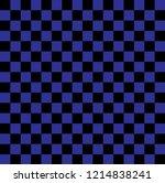 tileable artistic grid game...   Shutterstock .eps vector #1214838241