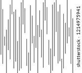 seamless stripes random pattern ... | Shutterstock .eps vector #1214975941
