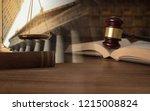 law  legal  jurisprudence... | Shutterstock . vector #1215008824