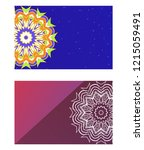 templates for greeting and...   Shutterstock .eps vector #1215059491