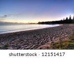 beach and sea | Shutterstock . vector #12151417