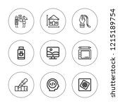 designer icon set. collection...