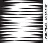 horizontal motion lines for... | Shutterstock .eps vector #1215215284