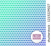 abstract  dots background.... | Shutterstock .eps vector #1215229027