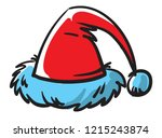 a simple stylized drawing of...   Shutterstock .eps vector #1215243874