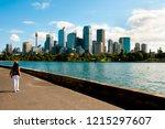 sydney city skyline   australia   Shutterstock . vector #1215297607