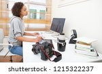 beautiful college photography... | Shutterstock . vector #1215322237