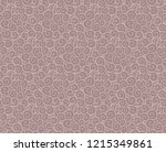 seamless pattern with repeated...   Shutterstock .eps vector #1215349861
