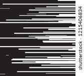 horizontal speed lines for...   Shutterstock .eps vector #1215406834